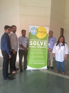 MNEmerge conference in India